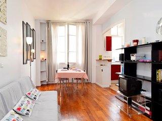 Apartment in Paris with Lift, Washing machine (511147), Parigi