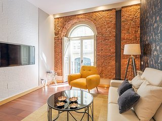 Apartment in the center of Madrid with Internet, Air conditioning, Lift