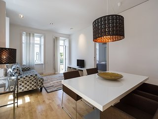 Apartment in the center of Lisbon with Air conditioning, Balcony, Washing, Lisboa