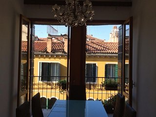 Apartment in Venice with Terrace, Air conditioning, Washing machine (529773), Venise