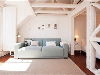 Apartment in the center of Lisbon with Internet, Air conditioning, Terrace