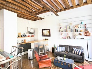266 m from the center of Paris with Internet, Washing machine (530466)