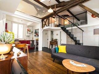 Apartment in Paris with Washing machine (530914), Parijs
