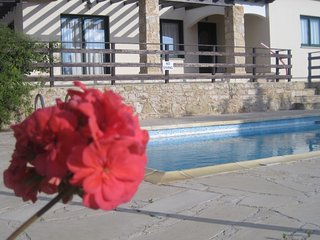 Beautiful Rural 3BR Country Villa, Private pool, Paphos