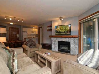 The Aspens 2 bed/ 2 bath unit 232, Whistler