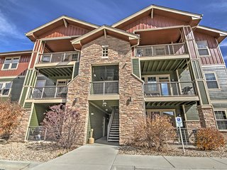 NEW! 3BR Granby Condo - 3 Minutes from Skiing!