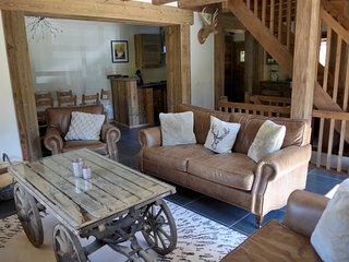 Chalet Whin is a beautiful 'home from home.'