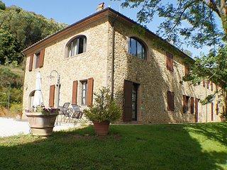 2 bedroom Villa in Riparbella, Tuscany, Italy : ref 5228867