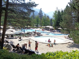 Resort at Squaw Creek Hotel Suite, sleeps 4 ~ RA128181, Olympic Valley
