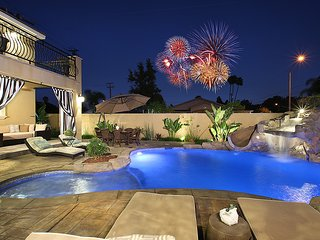 New Built, Walk to Disneyland, 4000sqft, Fireworks, Anaheim