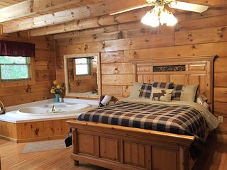 Cozy, romantic BearFoot 2. Best location around!, Townsend
