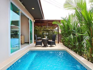 The Ville Jomtien Pool Villa Resort 2 Bed (B31), Pattaya