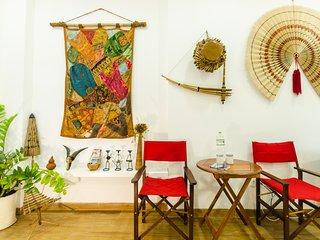 Aloe Garden Homestay Ethnic Style Room