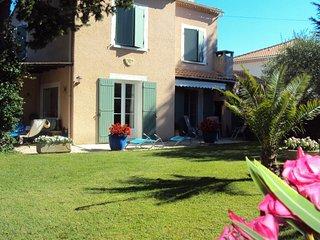 Spacious house near Avignon with pool, Orange