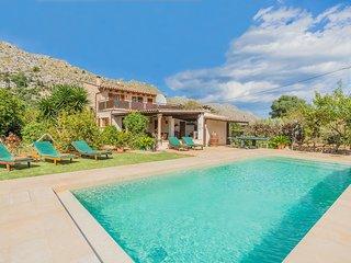 Villa with private pool in Pollensa (Antonia La Font)