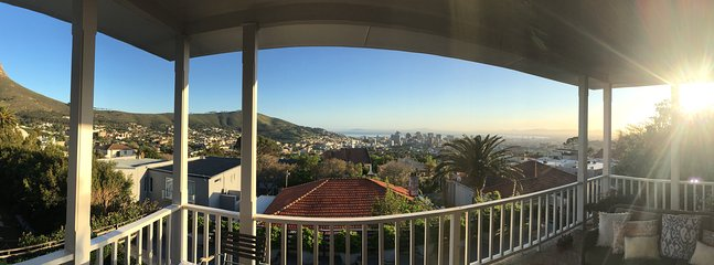 Stately home with the best views in Cape Town