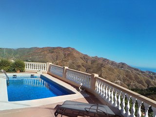 Amazing views in Villa Montesa