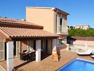 Luxusferienhaus Casa Leon mit Meerblick, Cala Mesquida