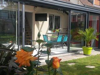 Charmante maison veranda + PARKING, Sotteville-les-Rouen