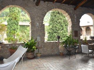 Albinoni Room - Badia San Sebastiano, Alatri