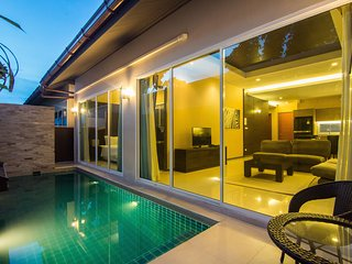 The Ville Jomtien Pool Villa Grande 2 Bed (B46), Pattaya