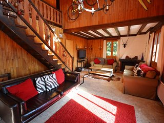 4 bedroom Chalet - La Penote,Les Gets
