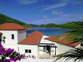 The Reef House, Sleeps 8, Scrub Island