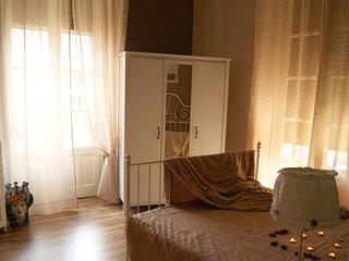 camera matrimoniale, con doppia esposizione