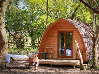 West Stow Pods 3, Bury St. Edmunds