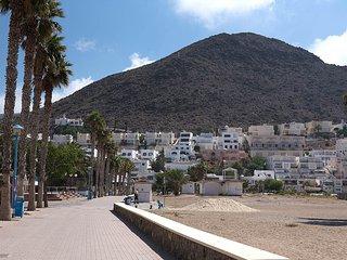 Paseo de la playa a 30 m de la casa