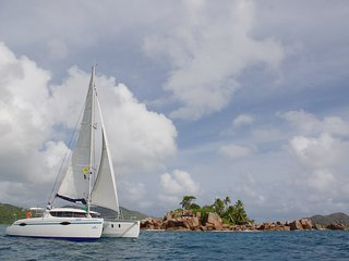 Segelyacht Katamaran Orana 44
