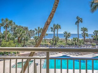 436 Captains Walk - 2nd Floor Direct Oceanfront., Hilton Head
