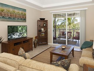 Waikoloa Beach Villas H32 - 2 Bedroom Villa with SPECIAL GOLF RATES!