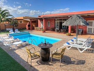 10PAX - Villa de Lujo Villa Romana, Caleta de Fuste
