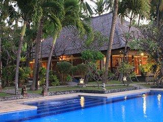 The Ning Beachfront Villa Buleleng Bali
