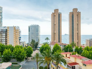 ROCAS One. Magnifica vista, planta 8a, 3 habitaciones - 8 plazas