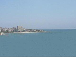 Apartamento bien comunicado. WIFI. Vistas mar, Alicante