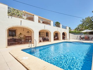 Villa Sunshine, UK TV & Wifi, Javea
