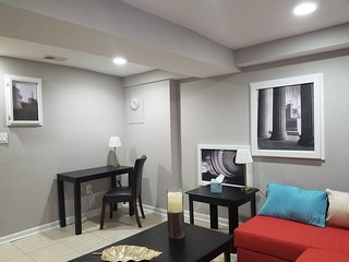 Private In-Law Basement Apt w/Free Parking - NW DC, Washington