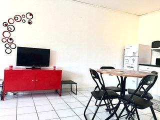 Charmant studio à Marigot Saint-Martin