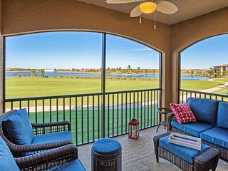 Available for 2017 Season - 2BR/2BA Condo w/GOLF!, Naples