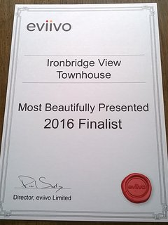 premio 'Most ben presentati' 2016 Finalista