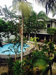 Beautiful well maintained grounds and pool