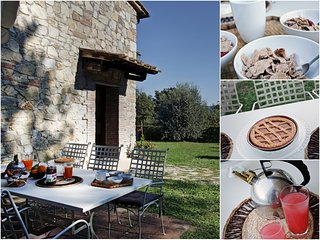 Sample Tuscany's flavours: weekly price includes a dinner at home with our Chef, Gaiole in Chianti