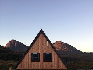 Kylesku Lodges - Twin Peaks
