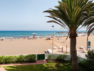 Beachfront Apartment Las Burras FA03, San Agustin