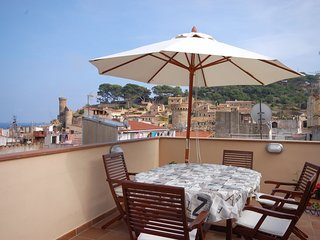 LUXURY DUPLEX APARTMENT TERRACE, Tossa de Mar