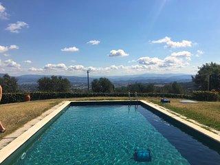 Villa Colombaia, Lastra a Signa