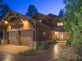 Luxury Pine Canyon Retreat in Flagstaff!