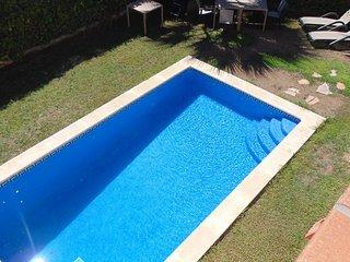Maison piscina, proche plage  Calendumar, Lloret de Mar